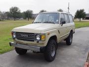 Toyota 1985 1985 - Toyota Land Cruiser
