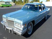 1975 Cadillac 8.2L 500Cu. In.